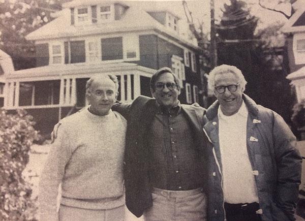 Louis Braida, Tino Trahiotis and Nat Durlach